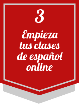 empieza tus clases de español online