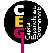 logo ceg capital española de la grastronomia